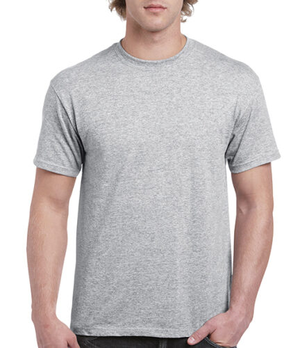 Gildan Heavy Cotton sport grey