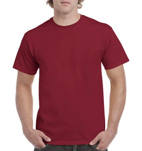 Gildan Heavy Cotton cardinal red