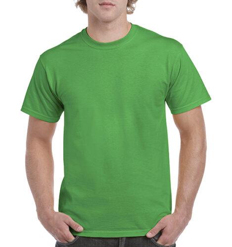 Gildan Heavy Cotton irish green