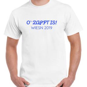 O' Zapft Is – Wiesn 2019