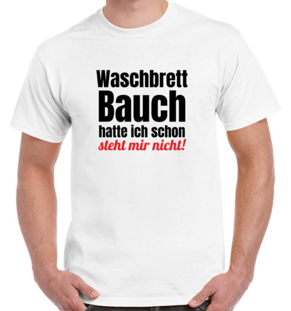 Waschbrett Bauch