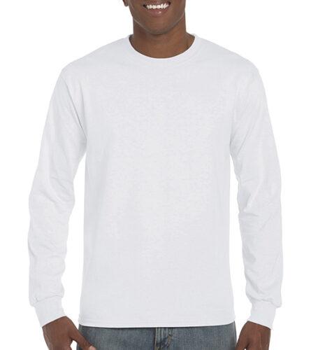 Ultra Cotton LS White