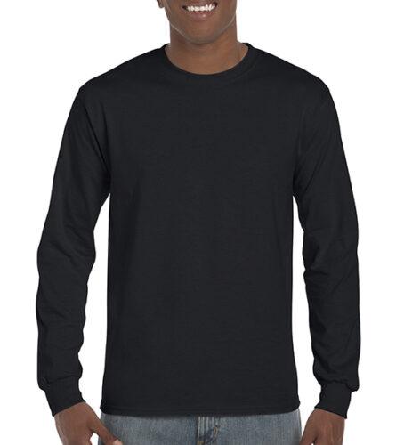 Ultra Cotton LS Black