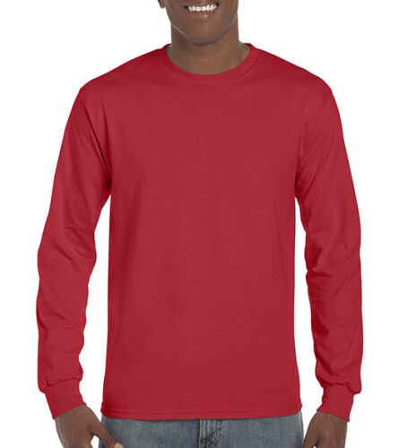 Ultra Cotton LS Red