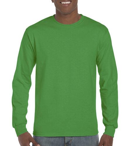 Ultra Cotton LS Green