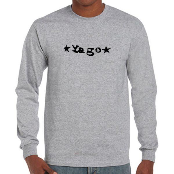 Yage 4 LS grey